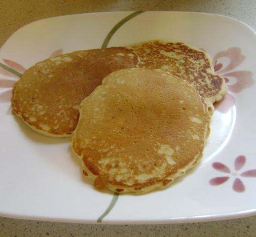 alton brown's buttermilk pancakes