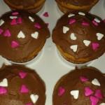 gluten-free vanilla cupcake